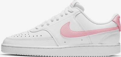Nike Sportswear Sneaker 'Court Vision' in pink / weiß, Produktansicht