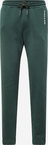 SCOTCH & SODA Trousers in Green