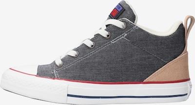 CONVERSE Sneaker in graphit / puder / weiß, Produktansicht