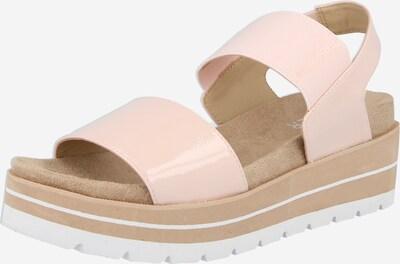 BULLBOXER Sandale in hellpink, Produktansicht