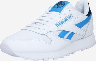 égkék / fehér Reebok Classic Rövid szárú edzőcipők, Termék nézet