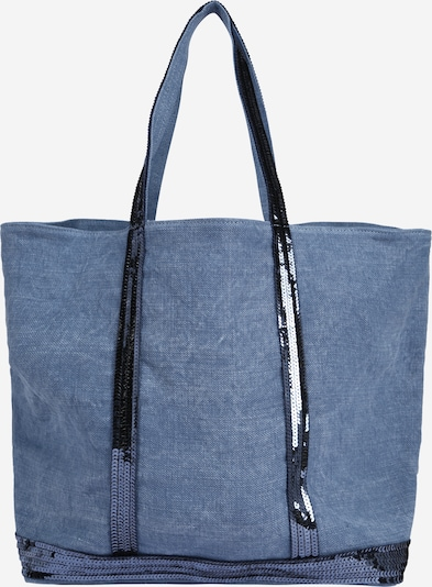 Vanessa Bruno Shopper 'CABAS' in Blue denim, Item view