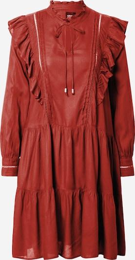 ONLY Robe-chemise 'Rwanda Life' en rouille, Vue avec produit