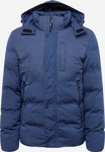 BLEND Jacke in navy / schwarz, Produktansicht