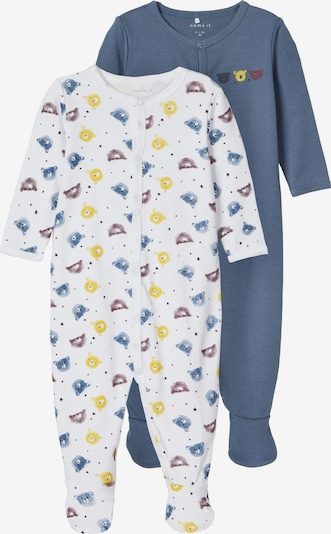 Pijamale NAME IT pe albastru, Vizualizare produs