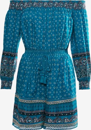 Superdry Jumpsuit 'Amira' in türkis / mischfarben, Produktansicht