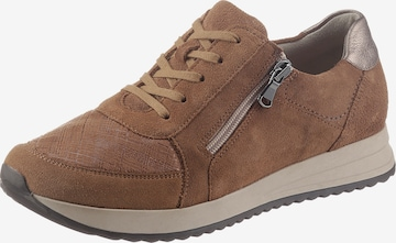 WALDLÄUFER Sneakers in Brown
