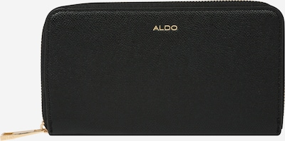 ALDO Wallet 'Laurelin' in black, Item view