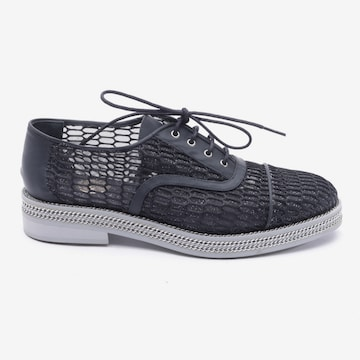 Ras Flats & Loafers in 41 in Black