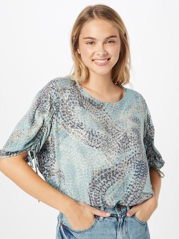Camicia da donna di s.Oliver in blu