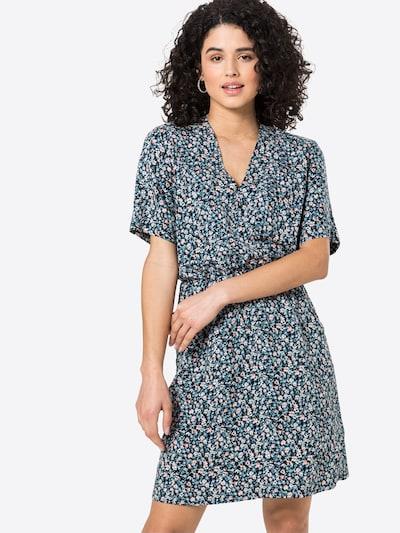 ARMEDANGELS Kleid 'Airaa' in hellblau / mischfarben, Modelansicht
