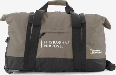 National Geographic Reisetasche 'Pathway' in khaki, Produktansicht