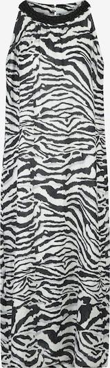 mint & mia Kleid mit Druck mit amerikanischem Ausschnitt in schwarz / weiß, Produktansicht