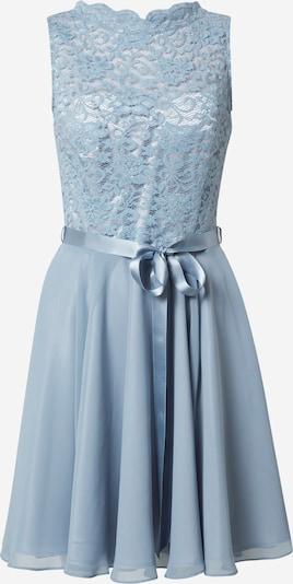 SWING Robe de cocktail en bleu clair, Vue avec produit