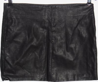 ZARA Minirock in M in schwarz, Produktansicht
