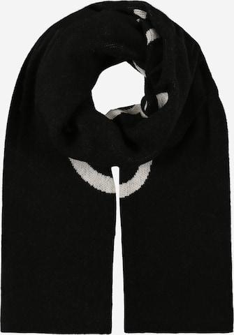 Calvin Klein Schal in Schwarz