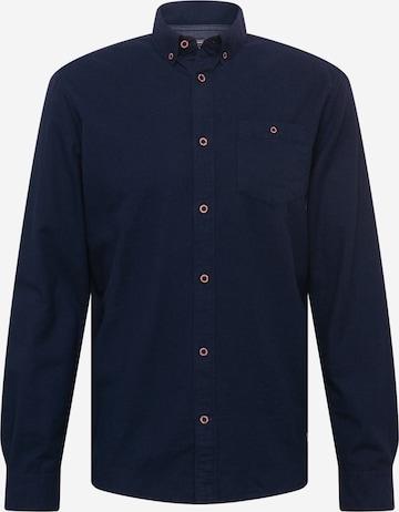 TOM TAILOR Triiksärk, värv sinine