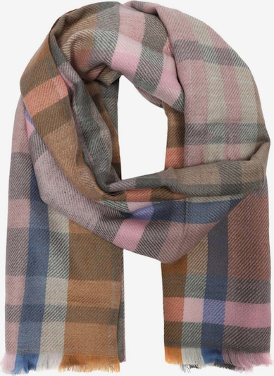 Zwillingsherz Scarf in mixed colours / pink, Item view