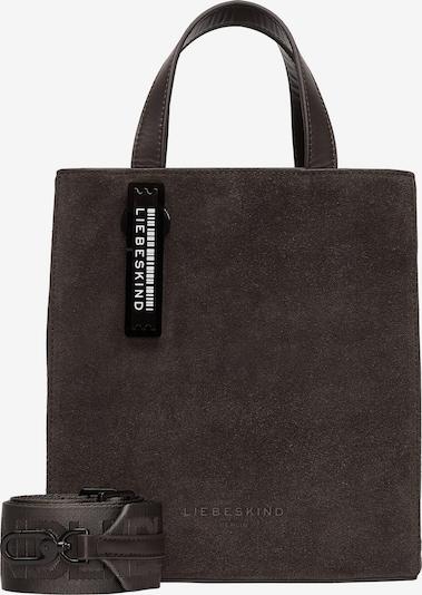 Liebeskind Berlin Handbag in Chocolate / Black, Item view