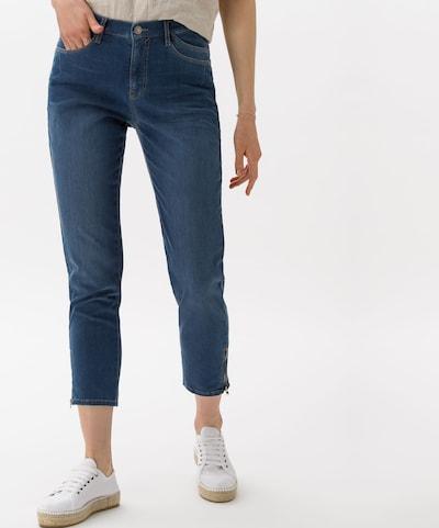 BRAX Džíny 'Mary S' - modrá džínovina, Model/ka