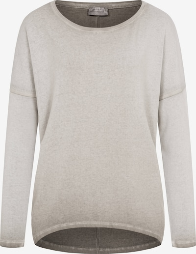 Cotton Candy Sweatshirt 'BENTE' in Taupe, Item view