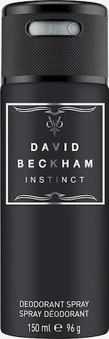 David Beckham Deodorant in