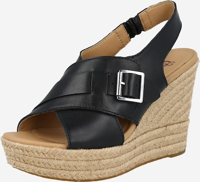 UGG Strap sandal 'CLAUDEENE' in Black, Item view