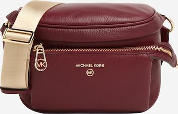 MICHAEL Michael Kors - Bolso de hombro en rojo
