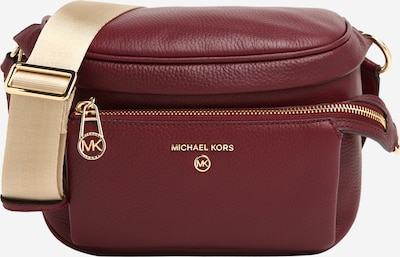 MICHAEL Michael Kors Τσάντα ώμου σε κόκκινο κρασί, Άποψη προϊόντος