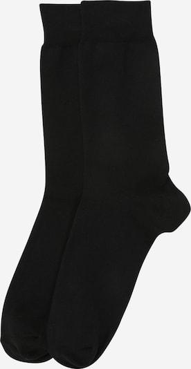 HIIT Chaussettes de sport en noir, Vue avec produit