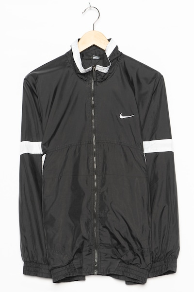 NIKE Sportjacke in S in schwarz, Produktansicht