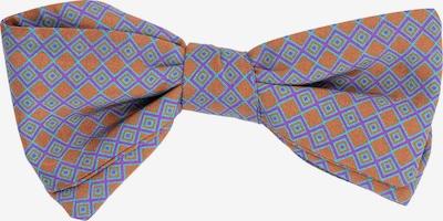 Hans Hermann Bow Tie 'Gentleman' in Turquoise / yellow gold / Purple, Item view