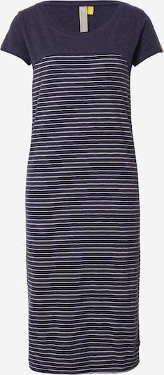 Alife and Kickin Kleid 'Clarice' in marine / weiß, Produktansicht
