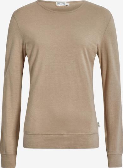 MÁ Hemp Wear Shirt 'Mira' in beige, Produktansicht