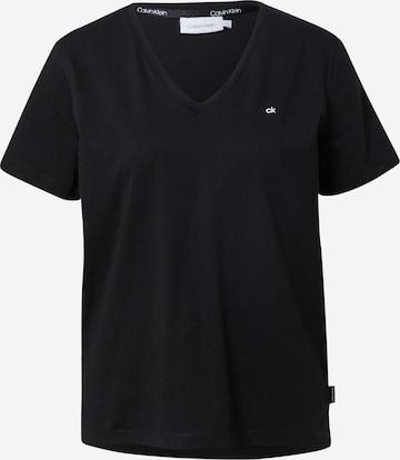 Calvin Klein Shirt in Schwarz