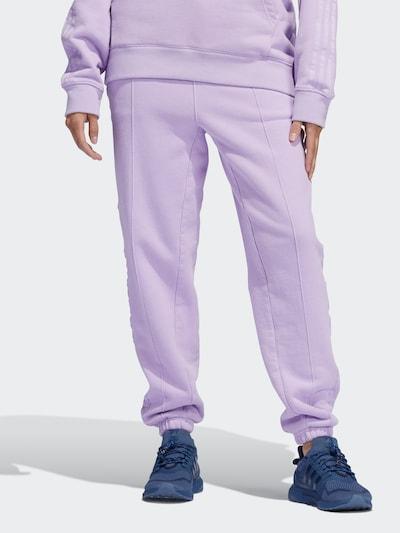 Pantaloni 'IVP SWEAT PANT' ADIDAS ORIGINALS pe lila, Vizualizare model