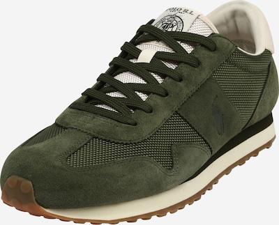 Polo Ralph Lauren Sneaker in cappuccino / khaki, Produktansicht