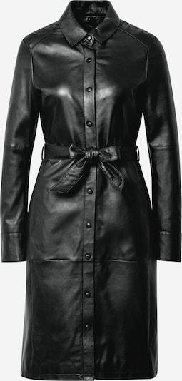 OAKWOOD Tussenmantel 'Indiana' in de kleur Zwart, Productweergave