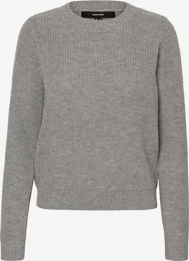 VERO MODA Pullover 'Leanna' in graumeliert, Produktansicht