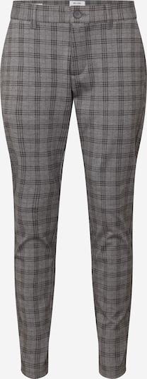 Only & Sons Pantalon chino 'MARK' en gris / noir, Vue avec produit