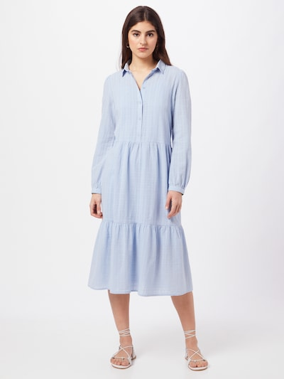 EDC BY ESPRIT Kleid in hellblau, Modelansicht