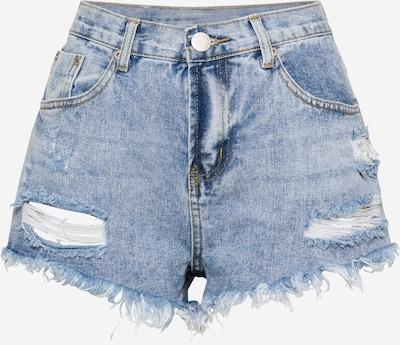 GLAMOROUS Jeans i blue denim, Produktvisning
