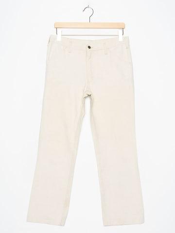 MUSTANG Pants in XXL x 27 in Beige