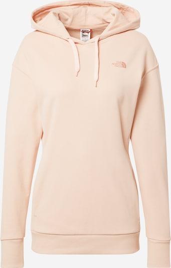 THE NORTH FACE Sweatshirt in de kleur Sand / Rosa, Productweergave