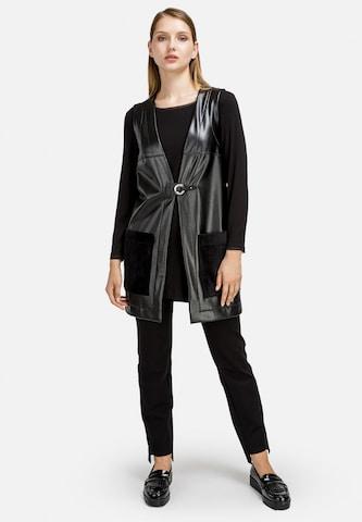 HELMIDGE Vest in Black
