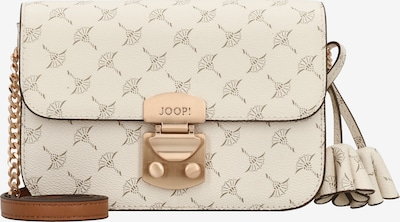 JOOP! Torba na ramię 'Cortina ' w kolorze jasny beż / pełnobiałym, Podgląd produktu