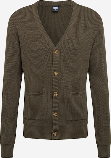 Urban Classics Knit cardigan in olive, Item view