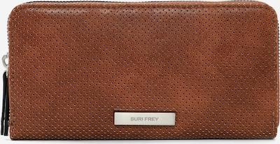 Suri Frey Geldbörse 'Franzy' in rostbraun, Produktansicht