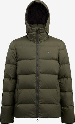 J.Lindeberg Χειμερινό μπουφάν σε πράσινο