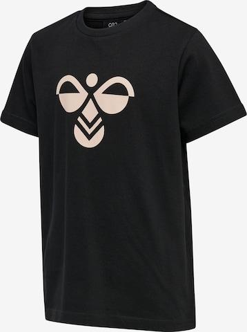 Hummel T-shirt in Schwarz